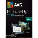AVG PC TuneUp 2016 [1 PC, Download]