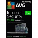 AVG Internet Security 2015 [3 PC, Download]