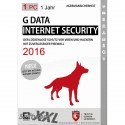 G DATA Internet Security 2016 [1 PC, Download]