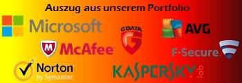 Auszug Portfolio SoftwareXXL